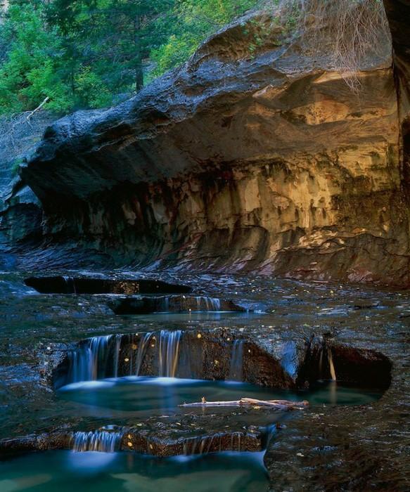 Национальный Парк Зайон Zion National Park