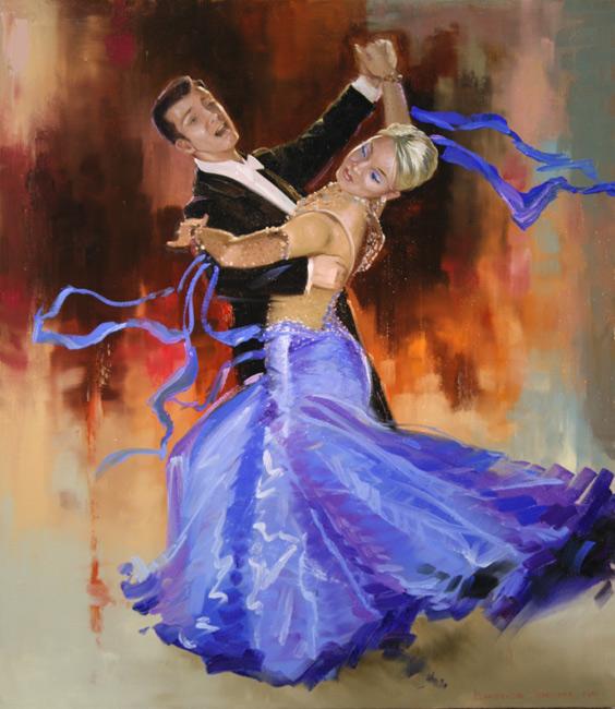Вячеслав Хабиров Страсть и танец