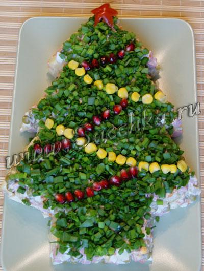 Рецепты салатов недорого и вкусно на новый год