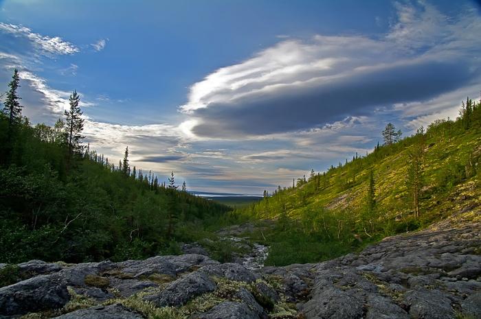 небо и горы (700x465, 371Kb)