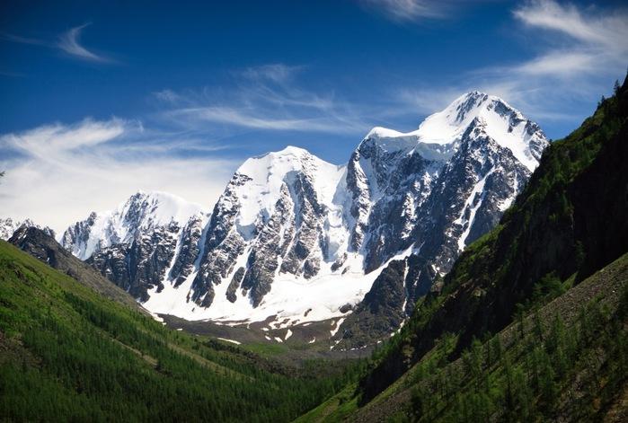 природа снежные горы (700x471, 111Kb)