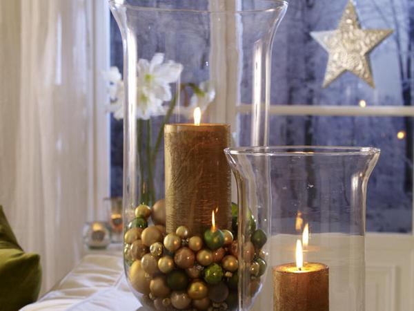 Свечи украсить своими руками