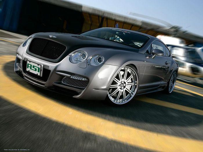 В Bentley надеются, что такая машина…