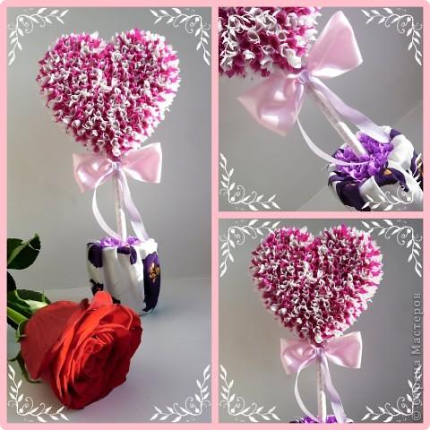 Поделки из бумаги своими руками цветы ро - Изготавлимаем цветы