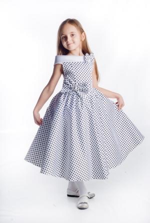 Детские праздничные платья для девочек - b9ef