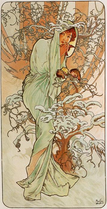 Зима. Из серии Сезоны. 1896 (359x700, 75Kb)