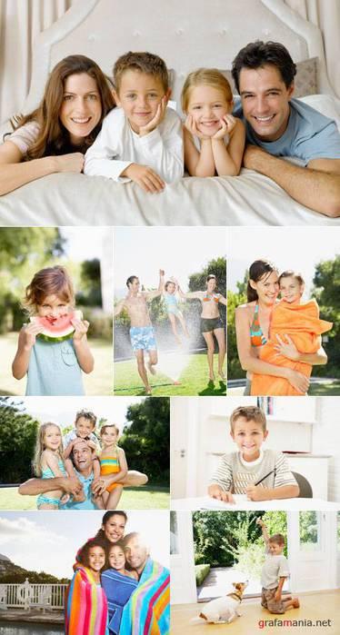 счастлив семья (374x700, 47Kb)