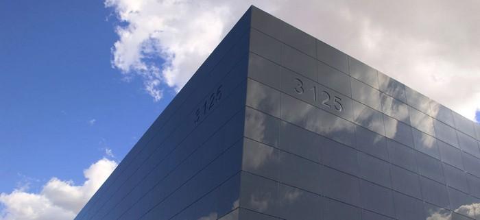 Современные фасады и конструкции из алюминия