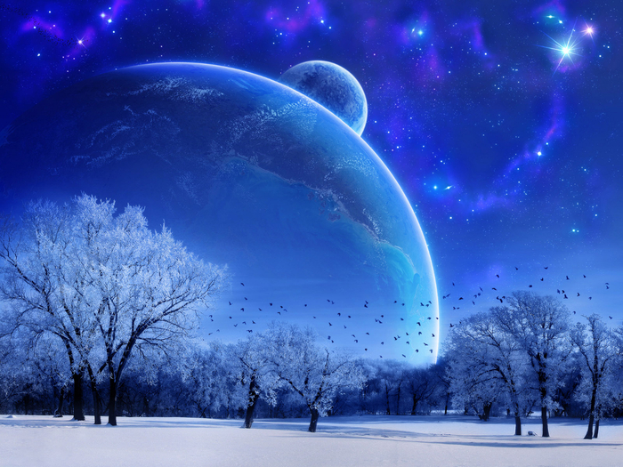 17 красивая зима (700x525, 481Kb)