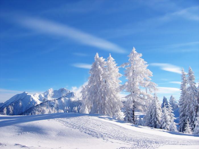 27 красивая зима (700x525, 380Kb)
