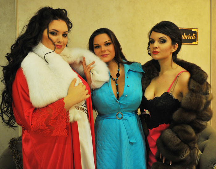 Конкурс красоты пышных женщин (20 фото).  Интересное.