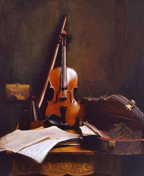 """предпросмотр. таблица цветов. схема.  0. Размеры: 155 x 190 крестов.  Картинки. iborissova.  Автор схемы  """"Violin """" ."""