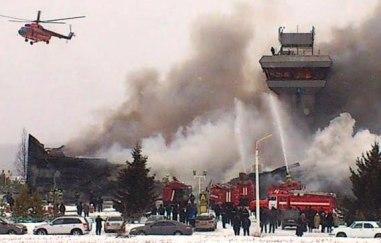 Аэропорт в Красноярске сгорел (381x243, 22Kb)
