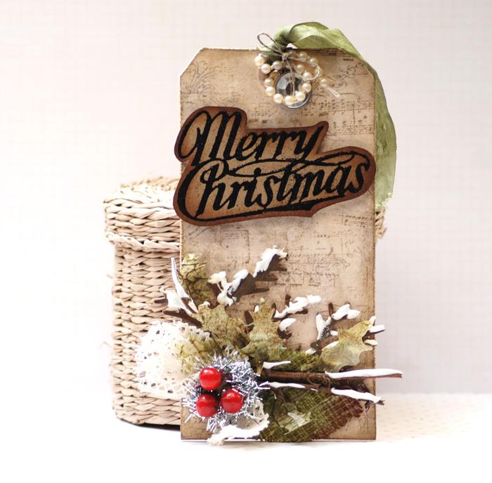 Новогодняя упаковка подарков.
