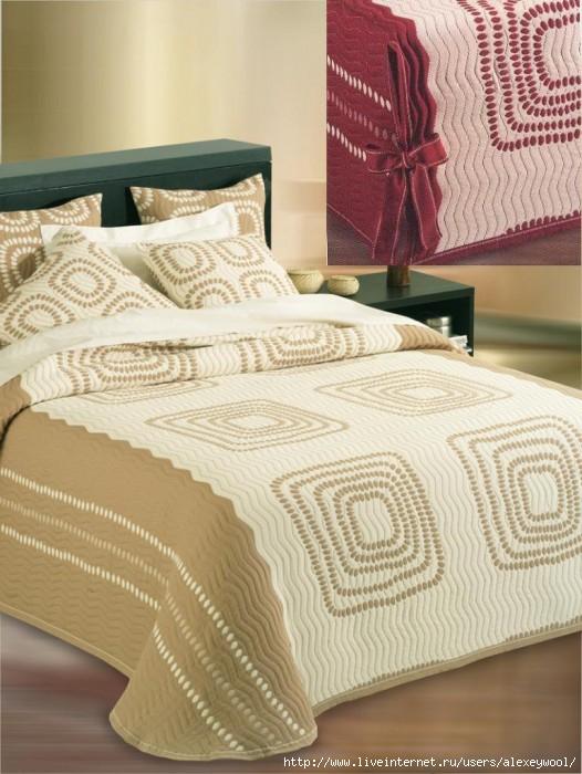 Togas - Покрывала для спальни в интернет-магазине TOGAS - каталог, цены. Купить покрывало на двуспальную кровать