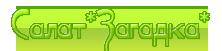 Салат-ЗАГад (222x51, 8Kb)