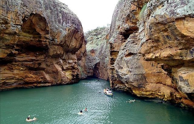 Каньон ду Шинго - Canyon do Xingo 84371