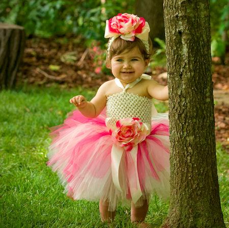 Особенно хочется видеть свою малышку в роскошном платье для самых...