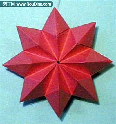Рубрики: Оригами/Звезды