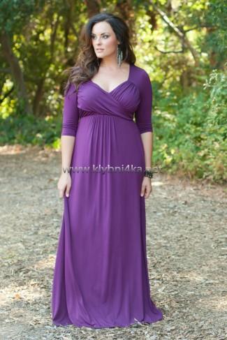 вечерние платья для полных. мода для полных. платья для пышек.