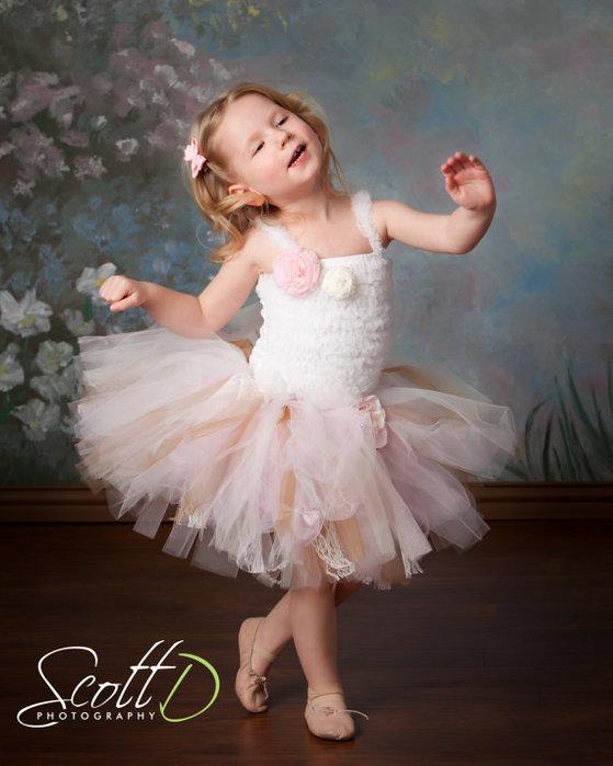 Юбка балерины из фатина