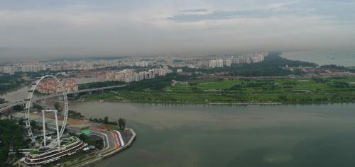 Дневной сингапур