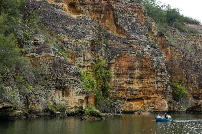 Каньон ду Шинго - Canyon do Xingo 64082