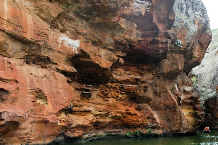 Каньон ду Шинго - Canyon do Xingo 85950