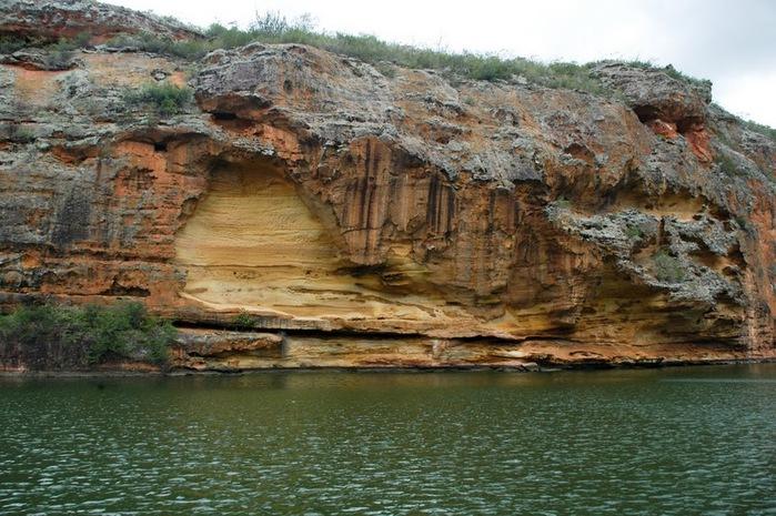 Каньон ду Шинго - Canyon do Xingo 25007