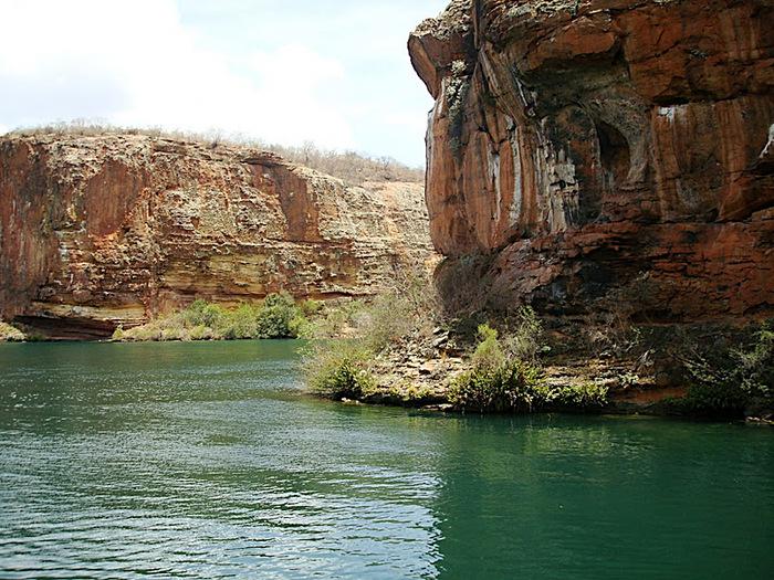 Каньон ду Шинго - Canyon do Xingo 77300