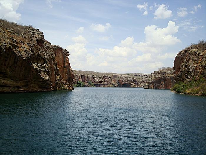 Каньон ду Шинго - Canyon do Xingo 71632