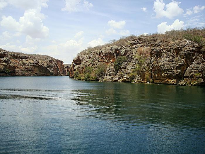 Каньон ду Шинго - Canyon do Xingo 86731