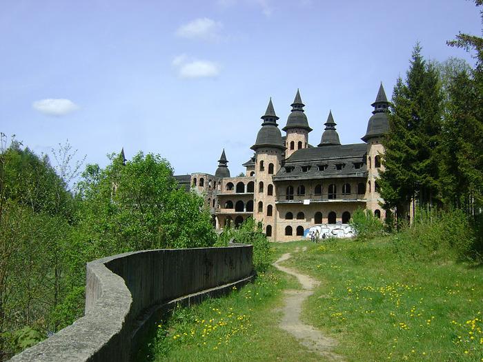 Zamek Lapalice 59009