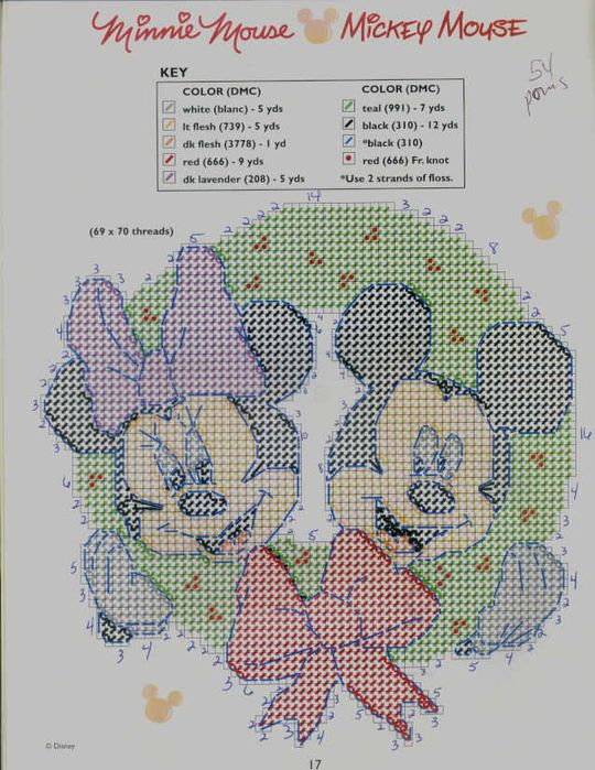Mickey Mouse Magnets 17 (540x700, 89Kb)