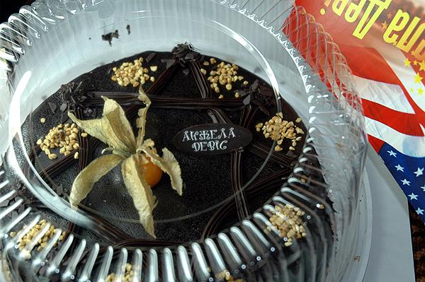 Рецепт торт анжела дэвис