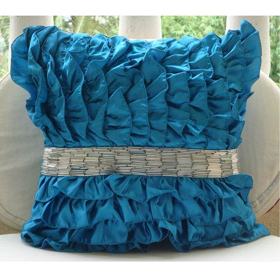 Подушка маленькая своими руками фото