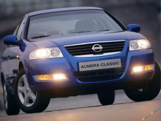 Nissan Almera Classic (320x240, 12Kb)