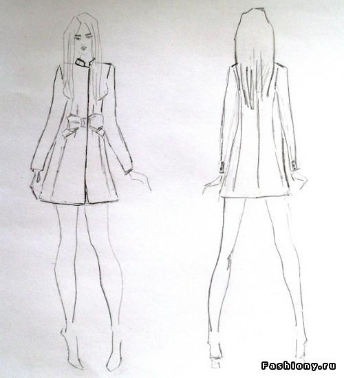 переделываем старое пальто мк - Выкройки одежды для детей и взрослых.