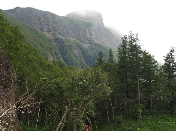 Чанбайшань – биосферный заповедник Китая 60515