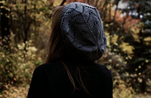 фото девушки спиной с теиными волосами