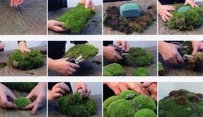 Как сделать наливные цветные полы