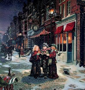 рождественские хиты (284x300, 60Kb)