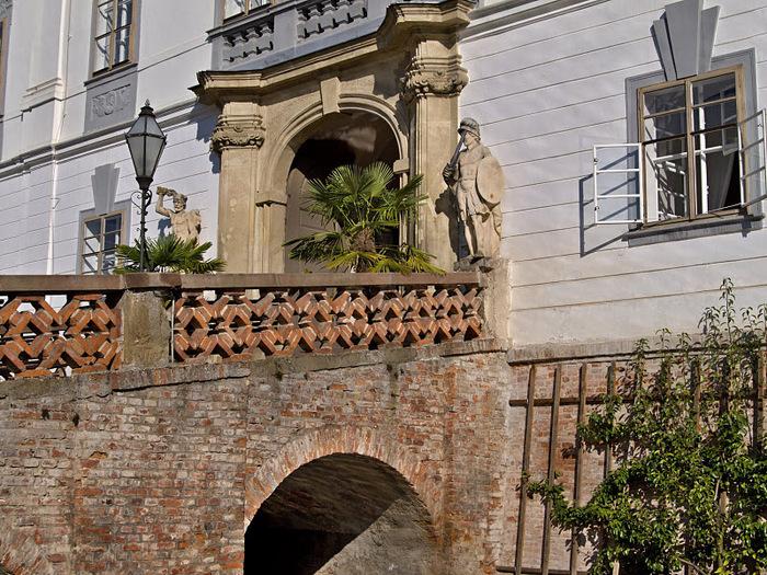 Замок Лысице (Lysice) 32855