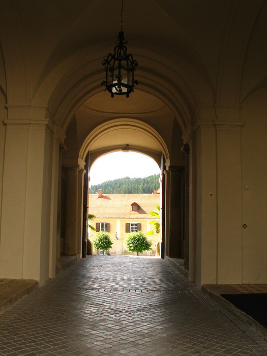 Замок Лысице (Lysice) 97297