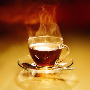 Чашка горячего чая  (316x314, 25Kb)