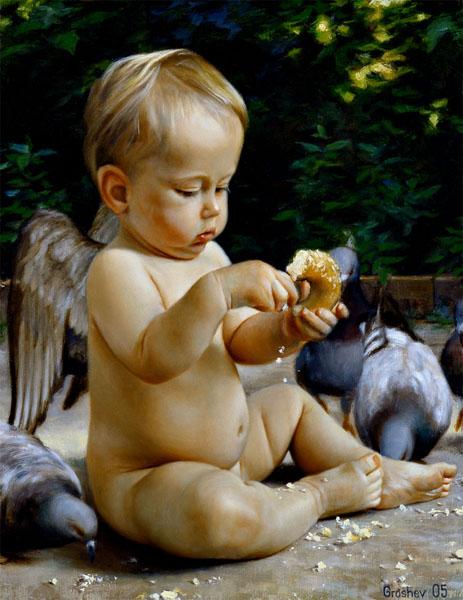 ангелочек (463x600, 100Kb)