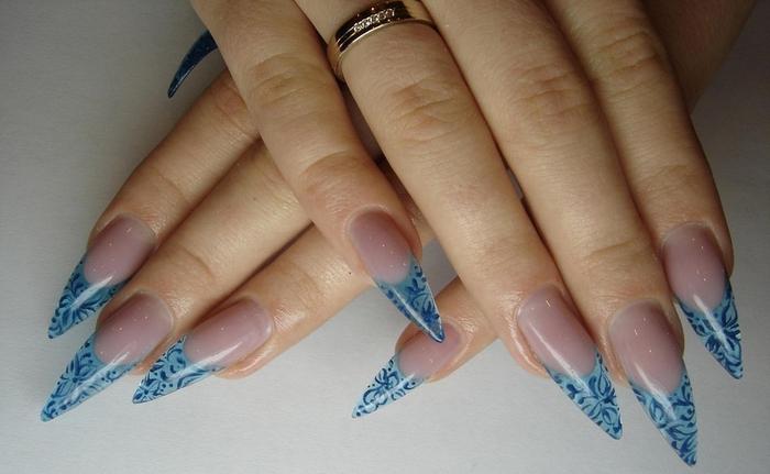 Видео по теме дизайн ногтей на новый ...