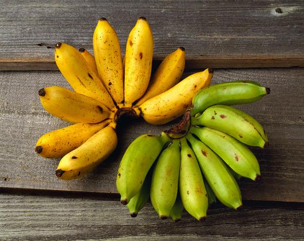 интересное о бананах