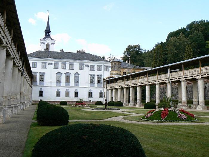 Замок Лысице (Lysice) 98533
