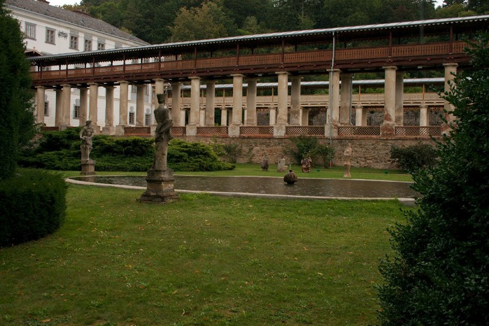 Замок Лысице (Lysice) 36515